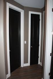 White Door Black Trim 24 Best Black Doors Love Images On Pinterest Black Interior