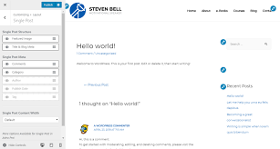 How To Create A Blog How To Build A Beautiful Blog With Elementor And Astra In Under An Hour