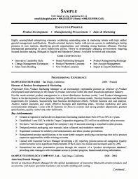 Marketing Resume Templates Marketing Resume Examples 100 Listmachinepro 16