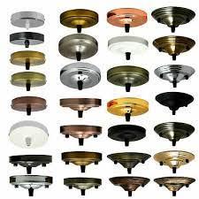 multi colour vintage industrial ceiling