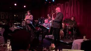 Saxophone Summit Seraphic Light Joe Lovano Dave Liebman Greg Osby Phil Markowitz Cecil Mcbee Billy Hart Birdland 2 23 2019