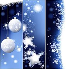 Christmas Vertical Shaped Banner Vector Background Free Vector In