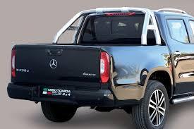 Mercedes Benx X Roll Bar Misutonida