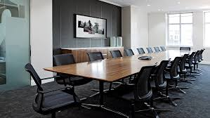 design for office. Plush Chic And Flexible Design For Financial Professional Services  Multi-national Office