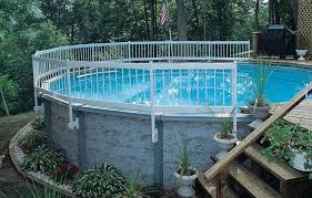 above ground pool decorating ideas above ground pool privacy screen round designs landscaping above ground pool