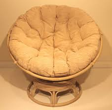 Comfy Rattan Mini Papasan Chair Ideas For Family Room