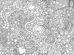 Awesome Coloring Pages For Older Girls Free Printable Color Pages