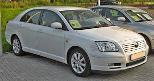 Manuals 8 online resource: Toyota Avensis T250 2003-2009 service ...