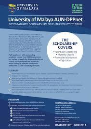 daftar beasiswa di university malaya com beasiswa di university malaya