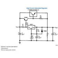 power supply and power control circuit diagrams circuit images high current adjustable power supply circuit using lm317
