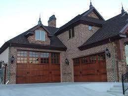 wood garage doorsPremier Entry Systems  Wood Garage Doors