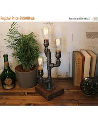 edison table lamp vintage home lighting. Edison Lamp/Rustic Home Decor/Table Lamp/Industrial Lamp/Steampunk Light/ Edison Table Lamp Vintage Lighting