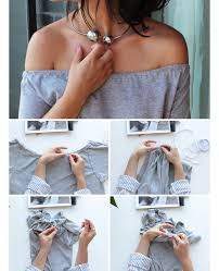 diy tshirt refashion 22 easy diy summer clothes accessories projects 22 easy diy