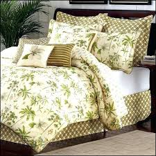 palm tree comforter set king palm tree bedspread sets home ideas media kit