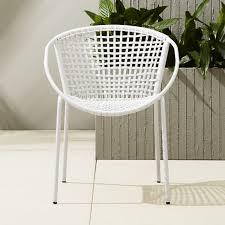 modern outdoor dining furniture. Sophia Silver Dining Chair Modern Outdoor Furniture
