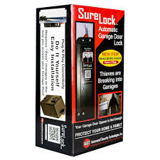 surelock automated garage door lock