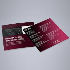 Graphic Design Rates Per Hour Modern Professional Medical Brochure Design For