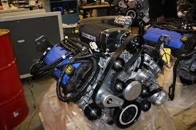 Inside At Ford Racing: Building a 2014 Cobra Jet Engine - EngineLabs