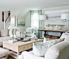white coastal furniture. White Beach House Decor Coastal Views Accent Furniture Home Ideas Living