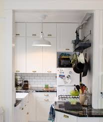 White Kitchen Cabinet Ideas Small Spaces
