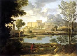 calm time 1651 nicholas poussin i like the contrast of the tranquility of the