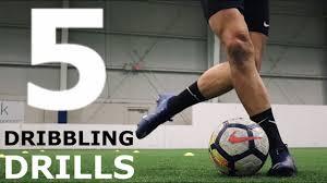 5 essential dribbling drills improve
