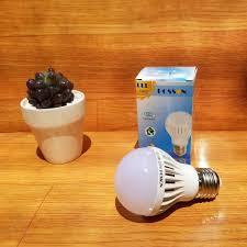 Bóng đèn LED 5W Posson LB-E5x bup tròn tiết kiệm điện chính hãng 11,500đ