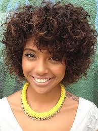 Cute curly short hairstyles ideas black women Natural Curly Curlywhitebobhairstyleshorthairstylesforblack Zariascom Top 10 Cutest Short Haircuts For Black Women In 2018