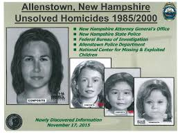 New Brook Details Radio Bear Hampshire Released Of Public Homicide Victims