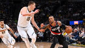 NBA Playoffs 2019: Denver Nuggets vs Portland Trail Blazers live score  updates, highlights and stats | NBA.com Australia | The official site of  the NBA