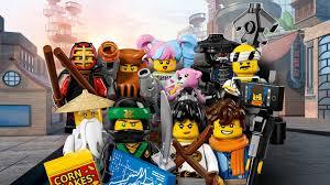 LeftLion - Film Review: The Lego Ninjago Movie