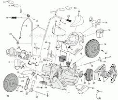 power wheels 74370 9993 parts list and diagram after 03 04 02