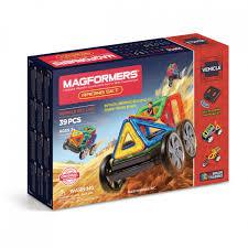 <b>Магнитный конструктор Magformers</b> Racing Set - купить в ...