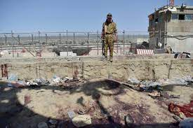 Two Brits killed in Kabul airport ...