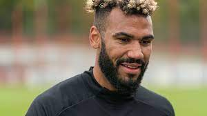 Eric Maxim Choupo-Moting and Tiago Dantas train at Bayern for the first time