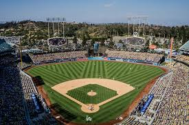 Dodger Stadium Seating Chart 2019 Dodger Stadium Los Angeles Dodgers Ballpark Ballparks Of