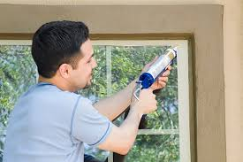 fix air leaks around windows stopping