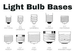 light bulb base sizes bulb bases light light bulb base sizes light bulb base sizes