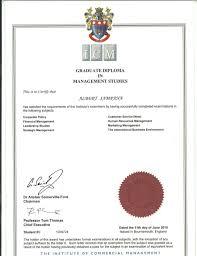 grad diploma icm grad diploma
