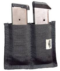 Pistol Magazine Holders Extraordinary Stealth Velcro Double Clip Magazine Holder Gifts For Dad