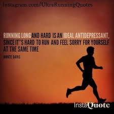 Never Feel Sorry For Yourself Quotes Best of Running Quotes On Twitter Running Long And Hard Is An Ideal