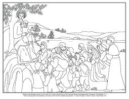 The Best Free Francis Coloring Page Images Download From 139 Free