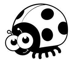 Kleurplaat Lieveheersbeestje Google Zoeken Doe Het Zelf En