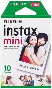 Film foto - Film Instant <b>Fujifilm Colorfilm</b> Instax Mini <b>Glossy</b> - <b>Fujifilm</b>