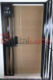 full image for door lock replacement singapore supply and install fire rated hdb main door bedroom