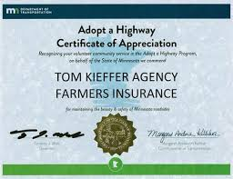 Which days are volunteers required? Farmers Insurance Group Tom Kieffer Agency Financial Services Insurance