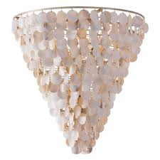arteriors 86802 st barts 10 light chandelier in champagne