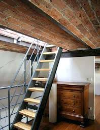 tiny house loft ladder. Loft Stairs Ideas Genius Stair For Tiny House 9 Cabin Ladder .