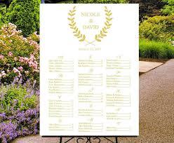 Wedding Alphabetical Seating Chart Alphabetical Seating Chart For Wedding Reception Southern