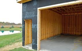 framing a garage door framing for garage door opening 18 garage door header framing